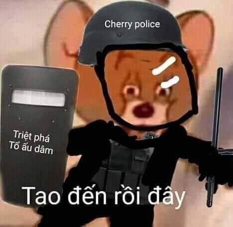 Cảnh sát chuột Jerry tao đến rồi đây