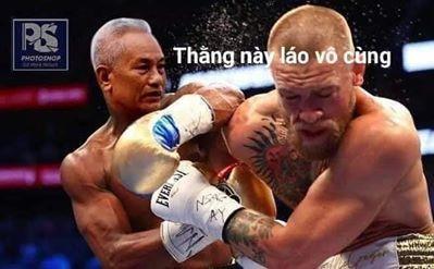 Thằng này láo vô cùng - Bác Đa đấm vỡ mặt thằng boxing