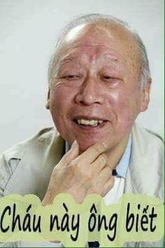 Ông Tokuda nói cháu này ông biết