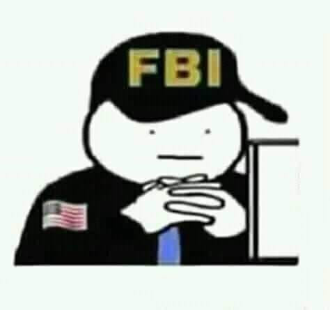 FBI: chúng tôi cũng không biết nói gì trong trường hợp này