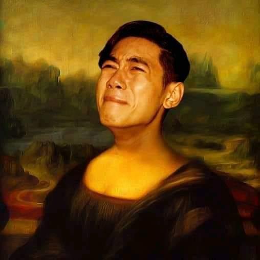 Nàng Mona Lisa có khuôn mặt đàn ông khóc (fan K-ICM)