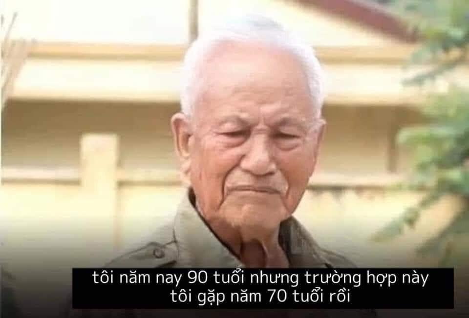Tôi năm nay 90 tuổi nhưng trường hợp này tôi gặp năm 70 tuổi rồi - Ông Đa khi 90 tuổi