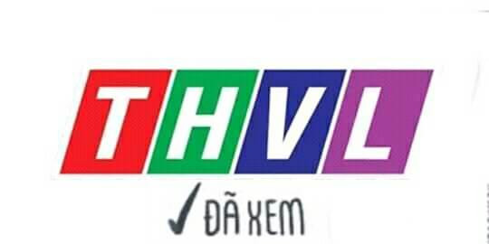 Logo THVL (truyền hình Vĩnh Long) đã xem