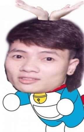 Khá Bảnh múa quạt làm chong chóng tre Doraemon