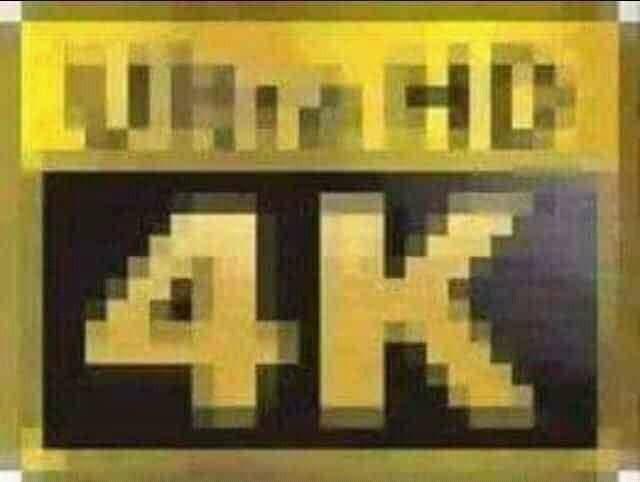 Hình ảnh mờ Ultra HD 4k