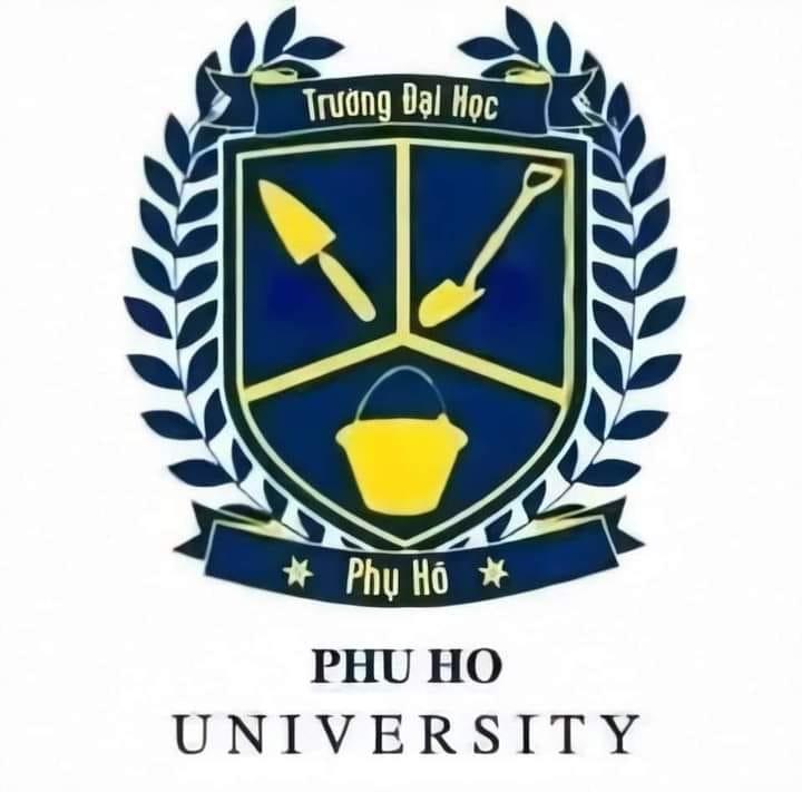 Logo trường Đại học Phụ Hồ - Fuho University