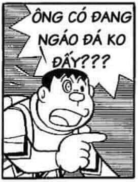 Chaien meme: Ông có đang ngáo đá ko đấy?