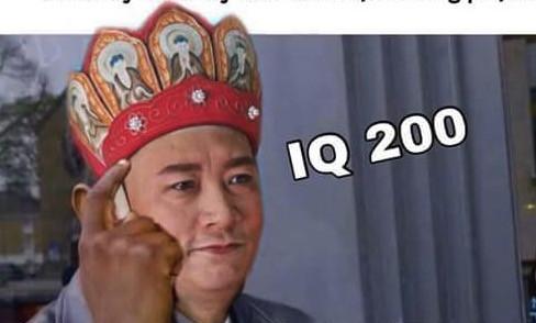 Đường Tăng IQ 200 - IQ vô cực