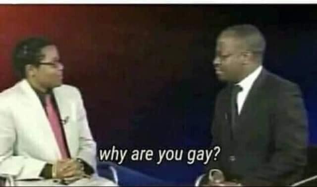 Tại sao bạn lại gay - Why are you gay?