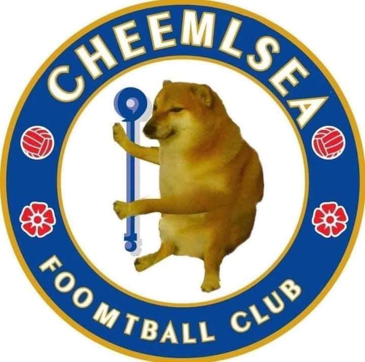 Logo chế CLB Cheemlsea (Chelsea)