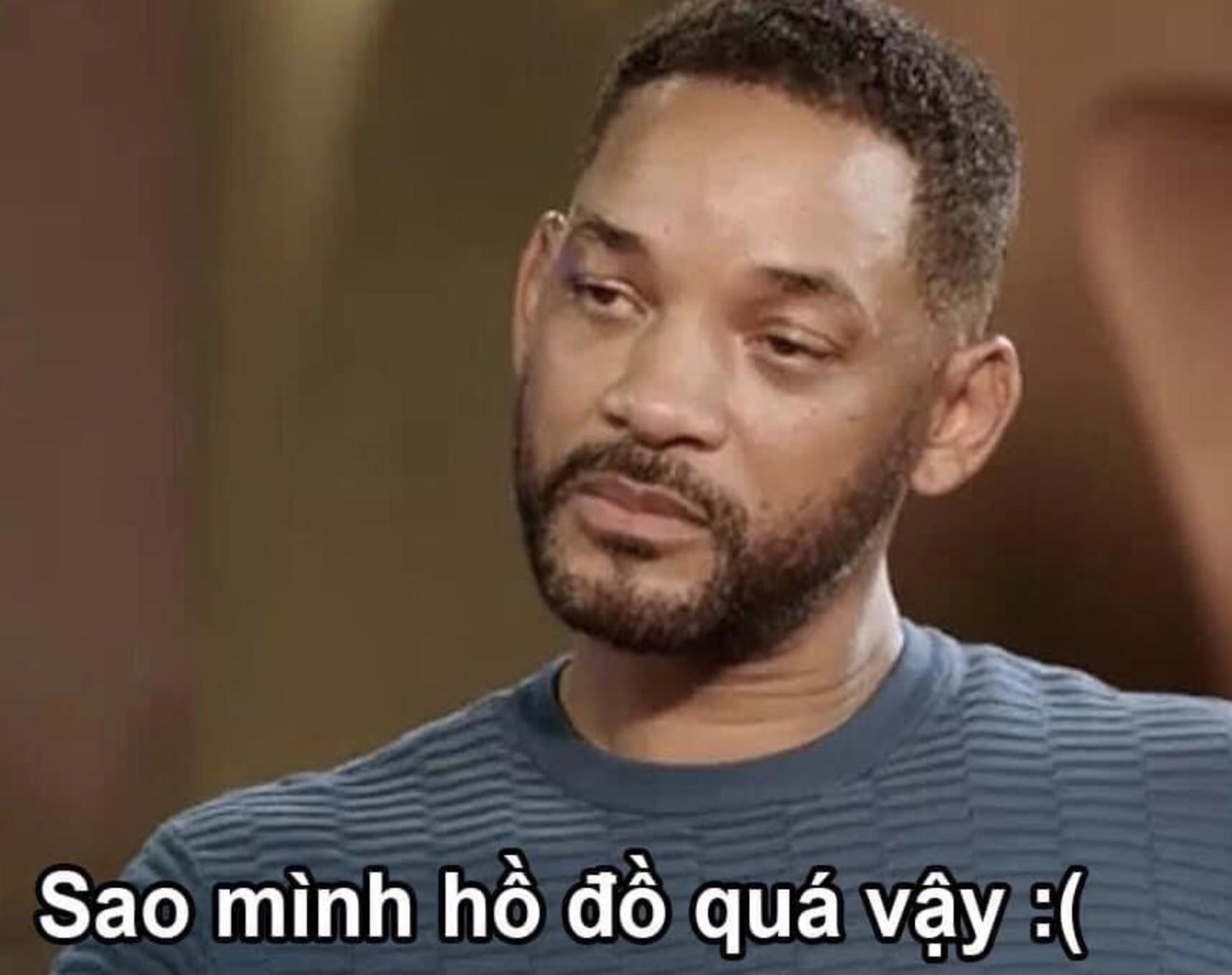 Will Smith nói sao mình hồ đồ quá vậy