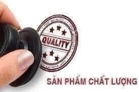 Đóng dấu quality sản phẩm chất lượng