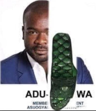 Ảnh ghép anh da đen có tên Adu-vipwa (á đù vip quá)