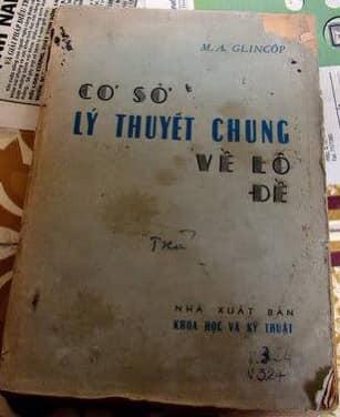 Quyển sách Cơ sở lý thuyết chung về lô đề