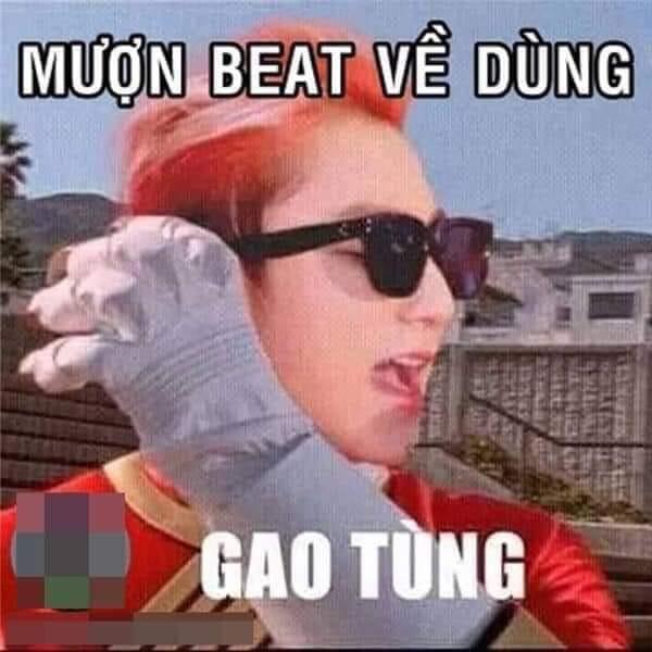 Mượn beat về dùng - Gao Tùng (Sơn Tùng MTP)