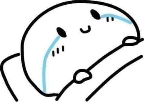 Nằm ngủ khóc nước mắt chảy thành hàng